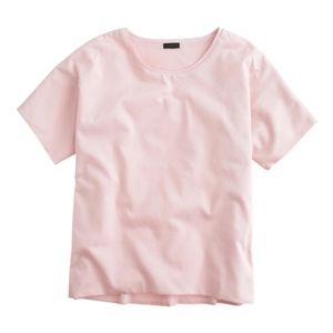 J. Crew Collection Double Knit T-Shirt Top